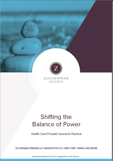 D  Brian Hufford | Zuckerman Spaeder LLP