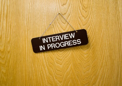 """Interview In Progress"""