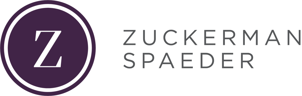 Zuckerman Spaeder logo for mobile